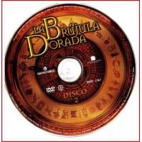 DISCO EXTRA DVD LA BRUJULA DORADA