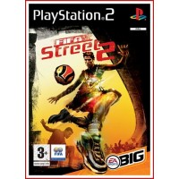 CARATULA PS2 FIFA STREE 2