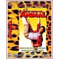 CARATULA DVD ESTOY HECHO UN ANIMAL