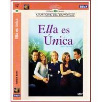 CARATULA DVD ELLA ES ÚNICA