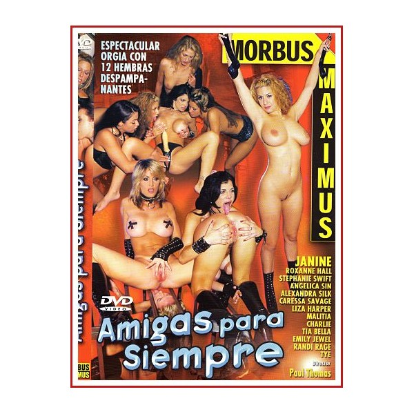 CARATULA DVD AMIGAS PARA SIEMPRE