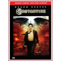 CONSTANTINE DVD 2005 Dirigida por Francis Lawrence