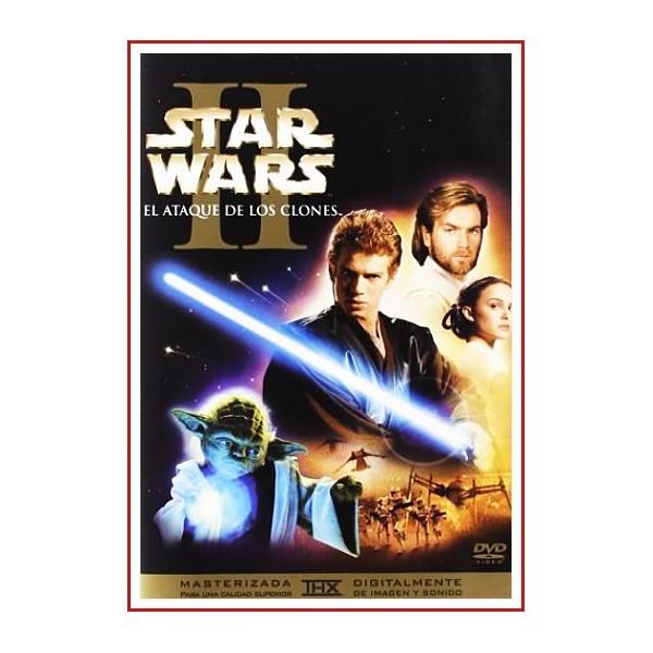 STAR WARS II (EL ATAQUE DE LOS CLONES)