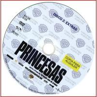 DISCO EXTRA DVD PRINCESAS