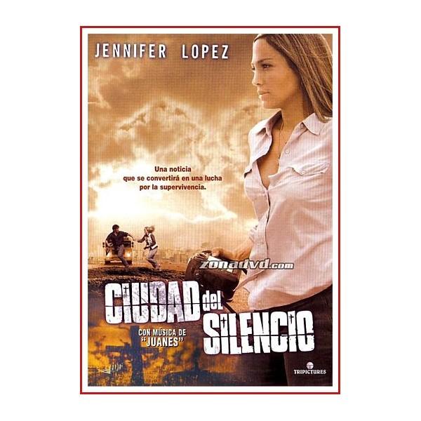 CARATULA ORIGINAL DVD CIUDAD DEL SILENCIO