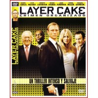 LAYER CAKE CRIMEN ORGANIZADO DVD 2004 Dirigida por Matthew Vaughn