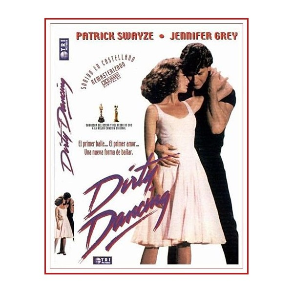 CARATULA DVD DIRTY DANCING