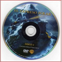 DISCO EXTRA DVD POLAR EXPRESS