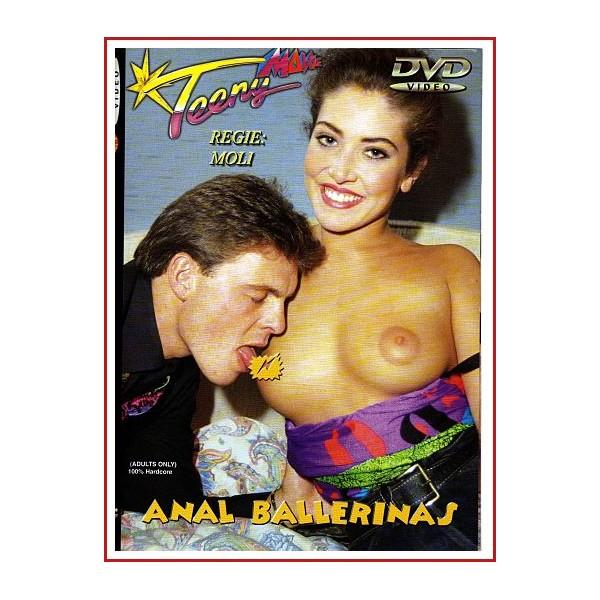 CARATULA DVD ANAL BALLERINAS