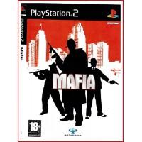 CARATULA ORIGINAL PS2 MAFIA