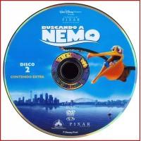 DISCO EXTRA DVD BUSCANDO A NEMO