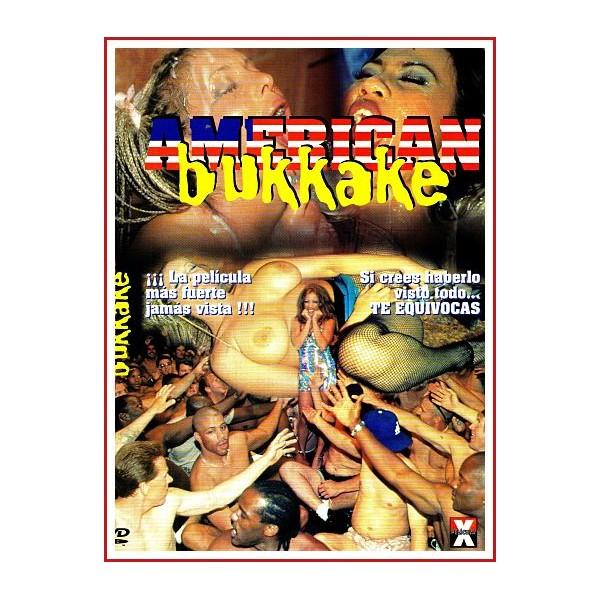 CARATULA DVD AMERICAN BUKKAKE