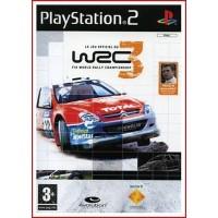 CARATULA PS2 WEC 3