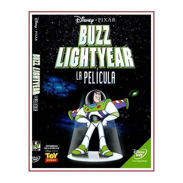 CARATULA DVD BUZZ LIGHTYEAR LA PELÍCULA