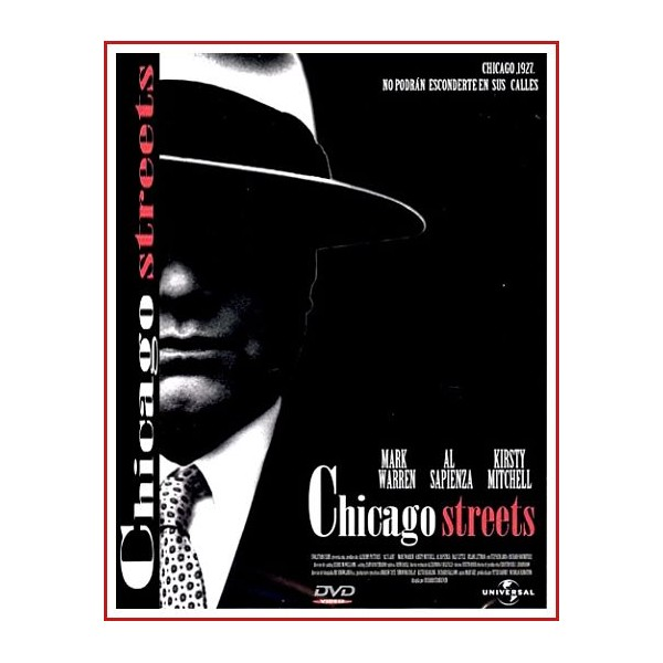 CARATULA DVD CHICAGO STREETS