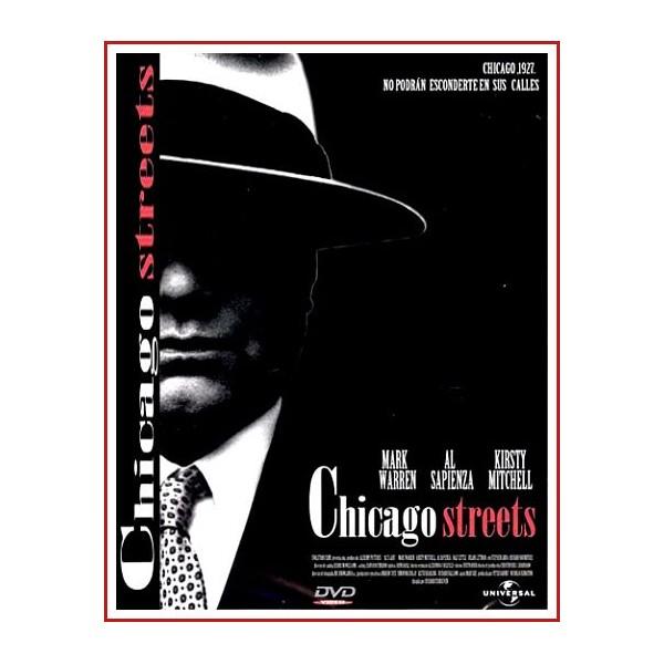 CARATULA ORIGINAL DVD CHICAGO STREETS