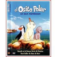 CARATULA DVD EL OSITO POLAR LA ISLA MISTERIOSA
