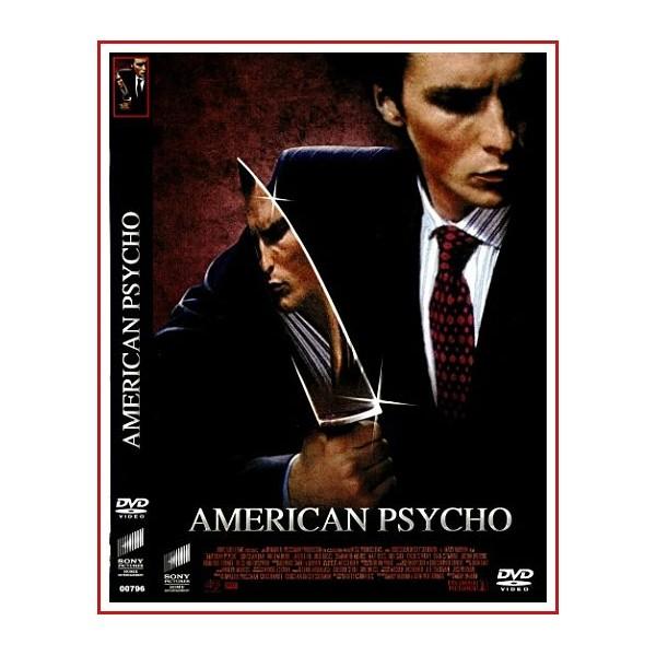 CARATULA DVD AMERICAN PSYCHO