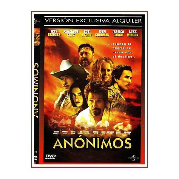 CARATULA DVD ANÓNIMOS