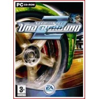 CARATULA PS2 NEED FOR SPEED UNDERGROUND 2