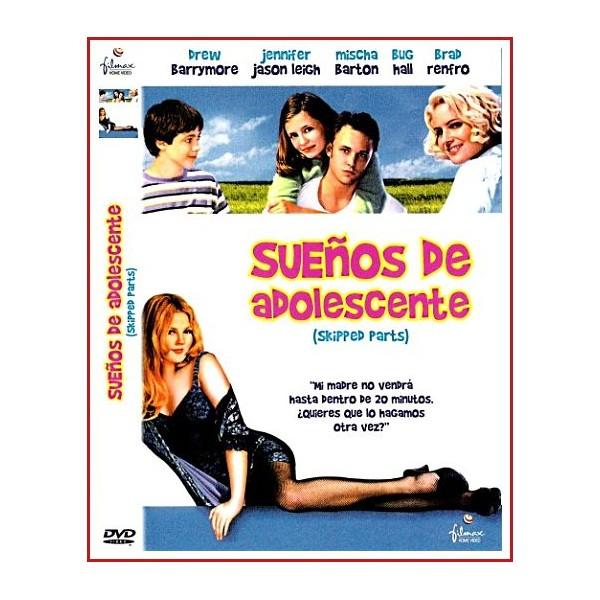 CARATULA DVD SUEÑOS DE ADOLESCENTE