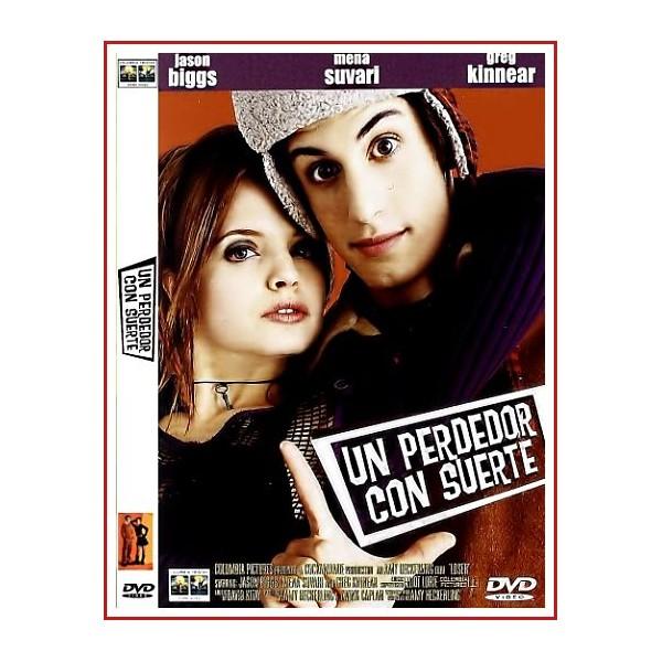 CARATULA DVD UN PERDEDOR CON SUERTE