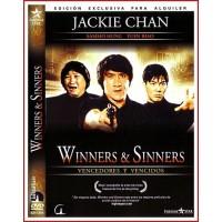 CARATULA DVD VENCIDORES Y VENCIDOS (WINNERS & SINNERS)
