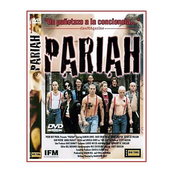 CARATULA DVD PARIAH
