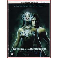 CARATULA DVD LA REINA DE LOS CONDENADOS