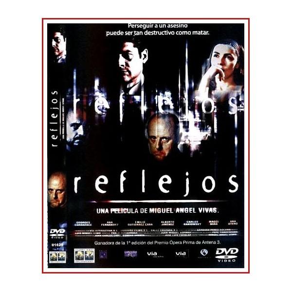 CARATULA ORIGINAL DVD REFLEJOS