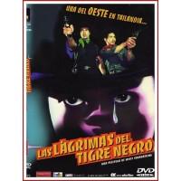 CARATULA DVD LAS LÁGRIMAS DEL TIGRE NEGRO