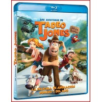 LAS AVENTURAS DE TADEO JONES BLU RAY 2012 Director: Enrique Gato