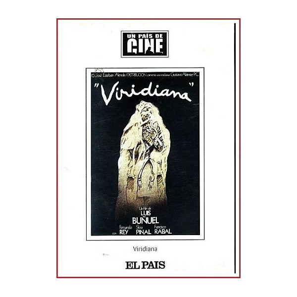 VIRIDIANA DVD 1961 CINE ESPAÑOL Dirigida por Luis Buñuel