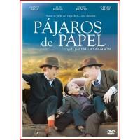 PAJAROS DE PAPEL DVD 2006 CINE ESPAÑOL Dirigida por Emilio Aragón