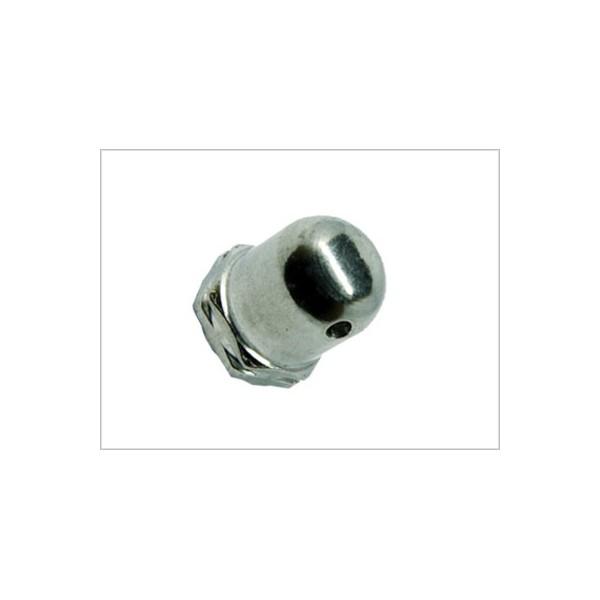 Cono de aluminio 22mm