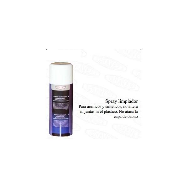 Spray Limpiador Aerógrafos