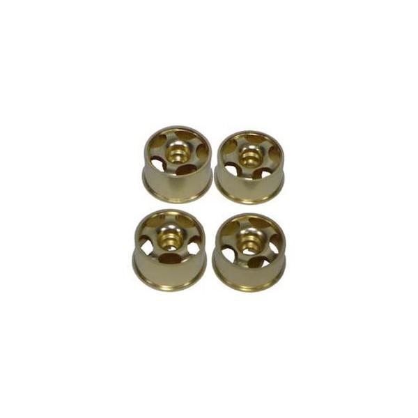 Llantas Doradas de Aluminio Mini Z