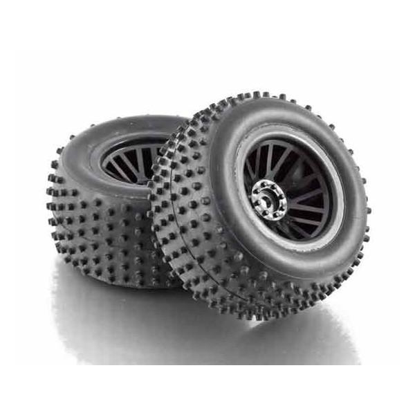SST09306 Neumáticos con Llanta SST Buggy 1/10