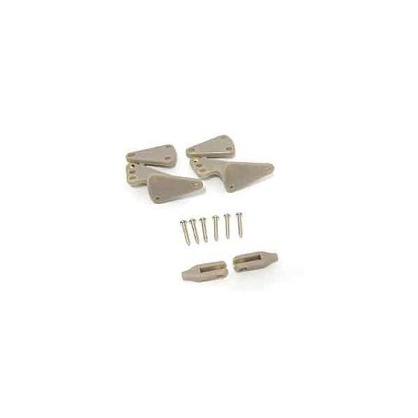 Horn nylon 40x30 c/bola y rótula