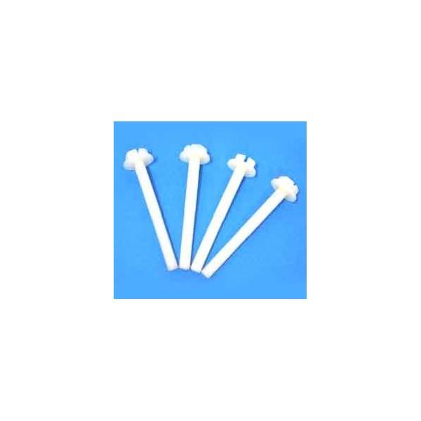 Tornillo de Nylon 6X75(10pzs)