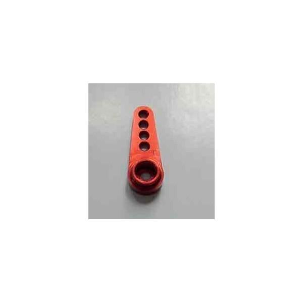 Horn de servo simple en aluminio 3mm Futaba