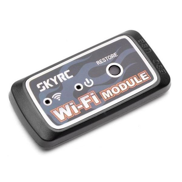 MODULO WIFI CONEXION PC - SMARTPHONE