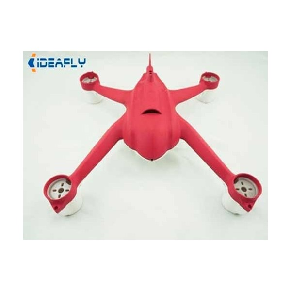 CHASIS DRONE APOLLO ROJO IDEAFLY