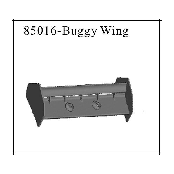HSP85016 Alerón Coche RC Buggy Troian