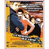 LA SEMANA QUE VIENE (sin falta) DVD Dirigida por Josetxo San Mateo