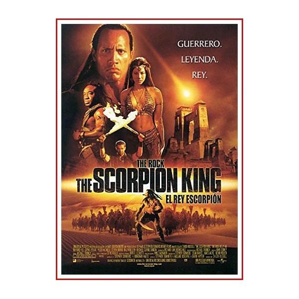 EL REY ESCORPION DVD 2002 Dirigida por Chuck Russell