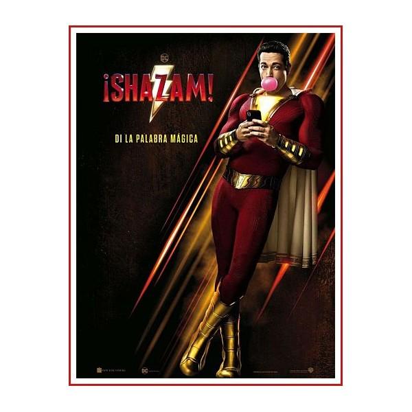 SHAZAM! (UNICO-GENUINO) 2019 Director David F. Sandberg