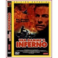 CARATULA DVD INFIERNO