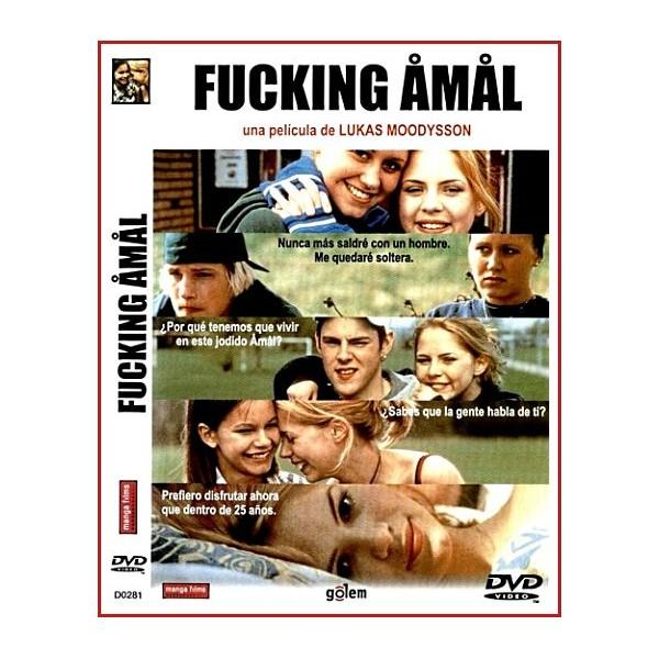 CARATULA ORIGINAL DVD FUCKING AMAL