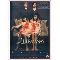 2 HERMANAS DVD 2003 Dirigida por Kim Jee-woon